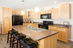 Tamarack phase 1 kitchen