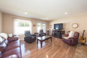 Tamarack phase 1 living room