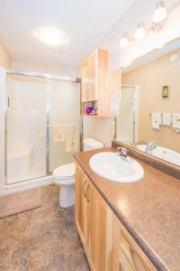 Tamarack phase 2 bathroom