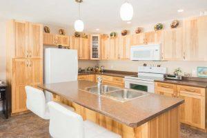 Tamarack phase 2 kitchen