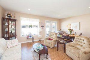 Tamarack phase 2 living room